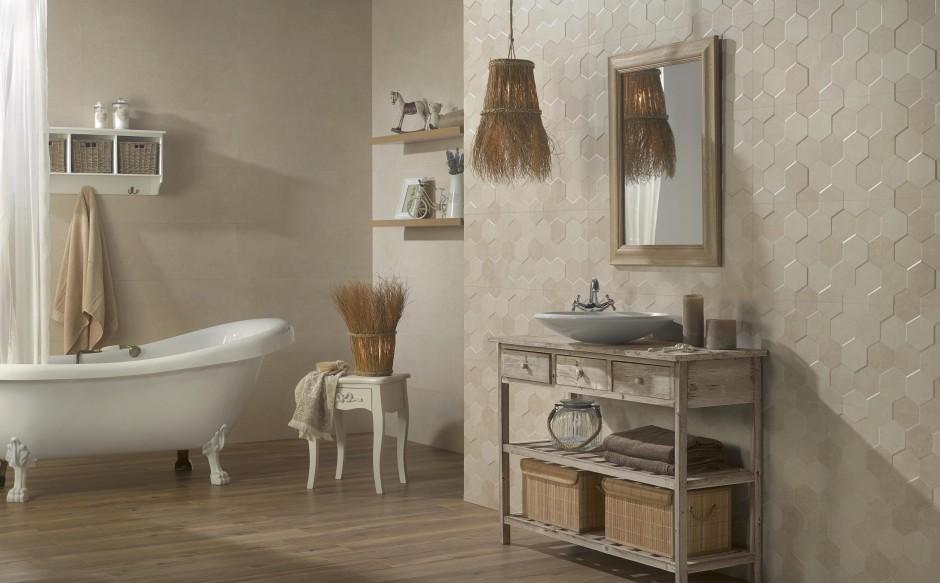 Aranżujemy Płytki Ceramiczne Z Efektem 3d Nowości Do łazienki