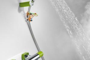 Nowoczesne baterie do łazienki: 15 modeli w efektownych kolorach