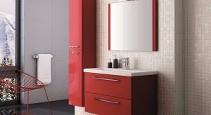Meble do łazienki. Wybierz modne zestawy w kolorze