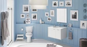 Boazeria do łazienki: 10 pomysłów jak modnie ją ułożyć