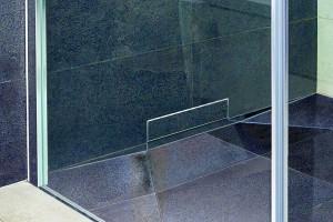 Innowacyjne odwadnianie powierzchni w łazience z odpływem ściennym Scada