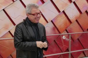 Co może stworzyć Daniel Libeskind  używając płytek ceramicznych?