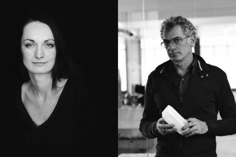 Anke Salomon i Arik Levy projektują dla Kaldewei