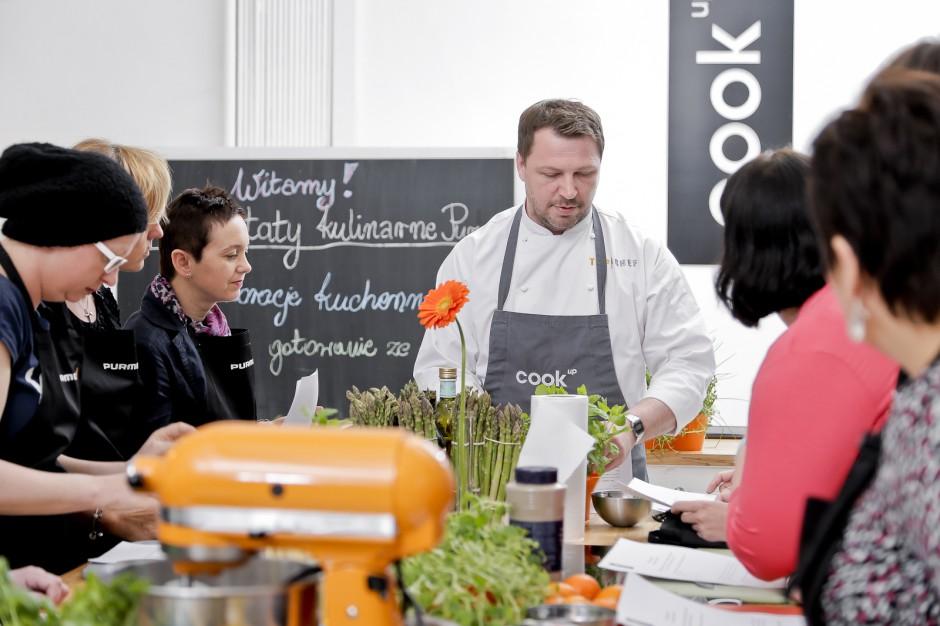 Purmo gotuje z finalistą programu Top Chef