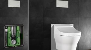 Stelaż Viega Eco Plus do toalet myjących, Viega