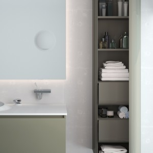 Meble do łazienki: 12 modnych pomysłów na przechowywanie