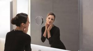Trendy ISH 2015: Eleganckie dodatki, czyli czarne akcenty w łazience