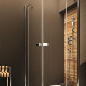 Prysznic w narożniku – 12 nowoczesnych kabin