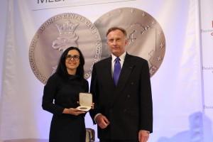 Medale Europejskie dla Tubądzina, Marmorinu i Paradyża