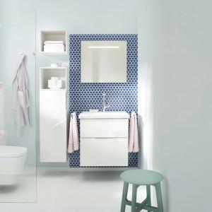 Szafki podumywalkowe – wybierz model do swojej łazienki