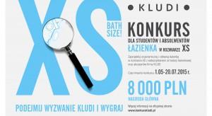 Zaprojektuj łazienkę w rozmiarze XS. I wygraj 8 tys. złotych
