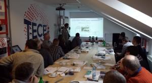 Zakończyła się kolejna edycja cyklu szkoleń Tece i Wilo dla instalatorów