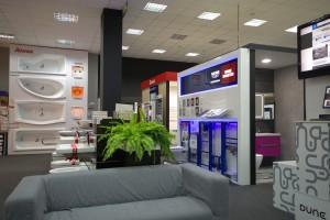 Hiper-Glazur w Szczecinie po przebudowie. Zobacz salon w nowej odsłonie
