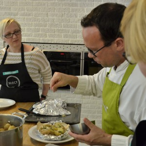 Kulinarne warsztaty z firmą Hansgrohe