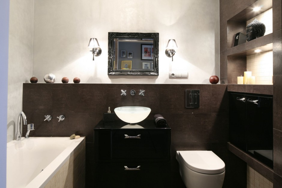 Oświetlenie łazienki – 12 pomysłów z polskich domów