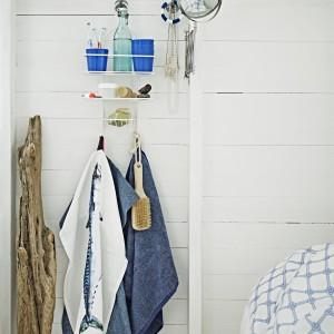 Łazienki w stylu marynistycznym. 12 najciekawszych pomysłów