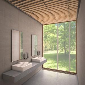 Toaleta dla Wrocławia - zobacz prace nagrodzone w konkursie Koło na Projekt Łazienki 2015