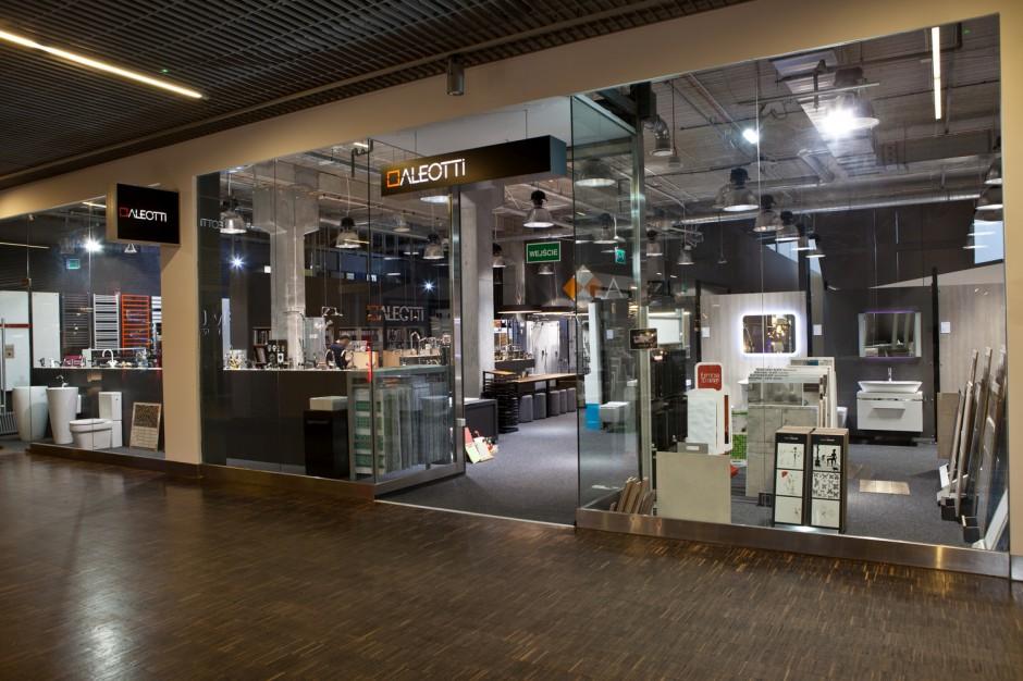 Zobacz nowy salon Aleotti w warszawskiej Domotece