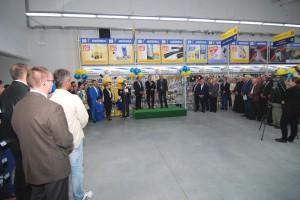 Tak było na otwarciu 200. sklepu PSB-Mrówka w Polsce