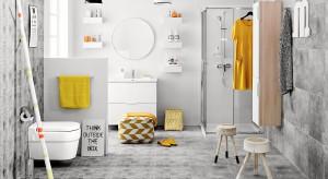 Łazienka w kolorze słońca – tak możesz ją urządzić