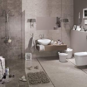 Płytki w stylu loft – 12 modnych kolekcji do łazienki