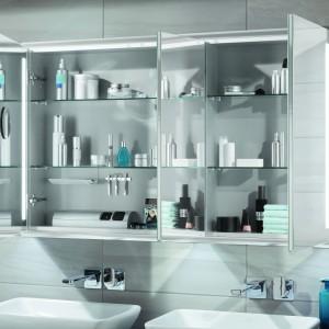 Szafki lustrzane – wybierz model do swojej łazienki