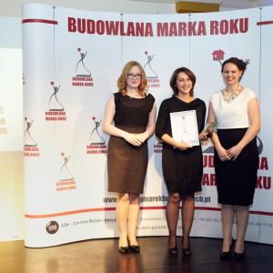 Budowlana Marka Roku 2015: Trzech producentów chemii nagrodzonych