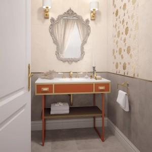 Płytki jak tkaniny – 12 pięknych kolekcji do łazienki