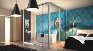 Ścianki działowe w łazience – tak można wydzielić strefy