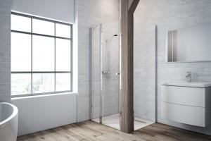 Łazienki w stylu loft – zobacz najmodniejsze wnętrza