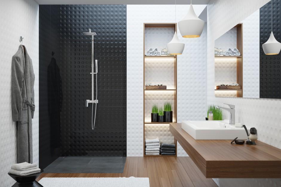 12 modnych słuchawek prysznicowych