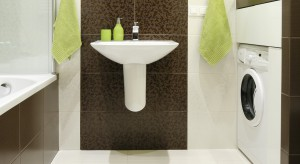 Zabudowa pralki – zobacz pomysły architektów