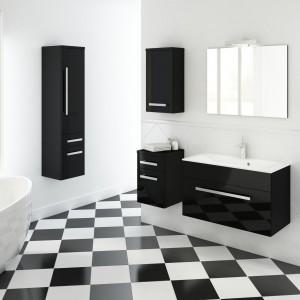 Meble w połysku – 12 efektownych kolekcji do łazienki