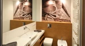 Łazienka z morskim motywem – pomysł na małe wnętrze