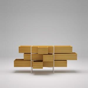 Studio nendo: design genialnie prosty, ale przełamujący standardy