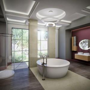 Wyposażenie łazienki – modne wanny, umywalki i brodziki