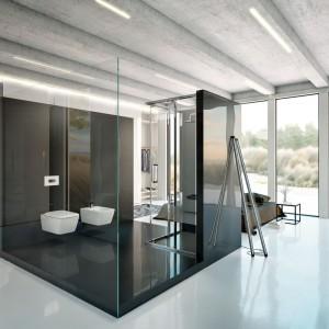 Modny prysznic: zobacz najnowsze rozwiązania