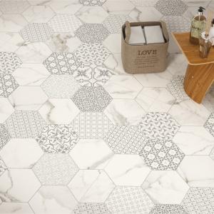 Płytki jak patchwork – 12 kolekcji na podłogę