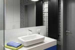 Oświetlenie łazienki – 12 modnych pomysłów