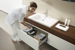 Aranżujemy Przechowywanie W łazience Praktyczne Szafki I