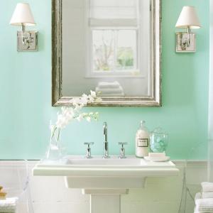 Łazienka w modnych kolorach – wybierz odpowiednią farbę