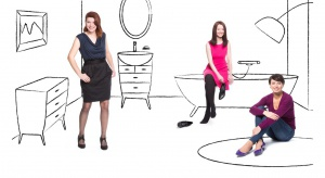 Interaktywny doradca - Deante pomaga urządzać małe łazienki