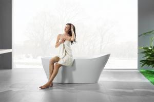 Wanny wolno stojące – zobacz 12 pięknych modeli