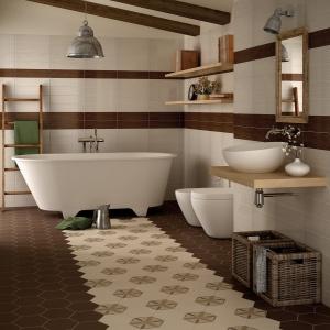 Beżowe płytki – zobacz kolekcje idealne do łazienek