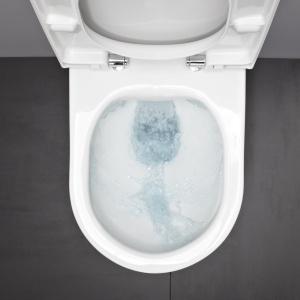 Toalety myjące i  sedesy bezrantowe – sprawdź nowości i ceny