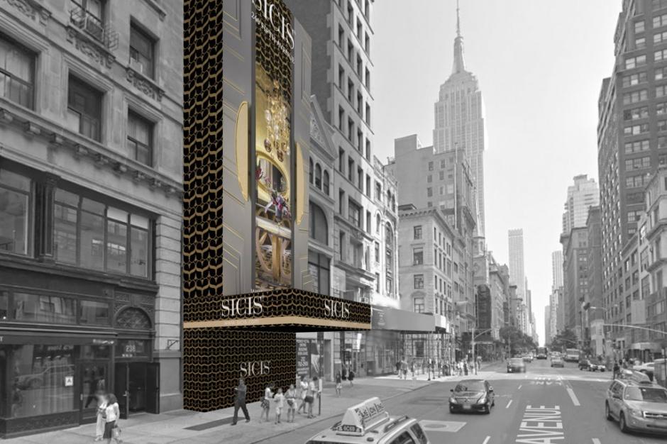 Sicis inwestuje 30 mln dolarów na Manhattanie
