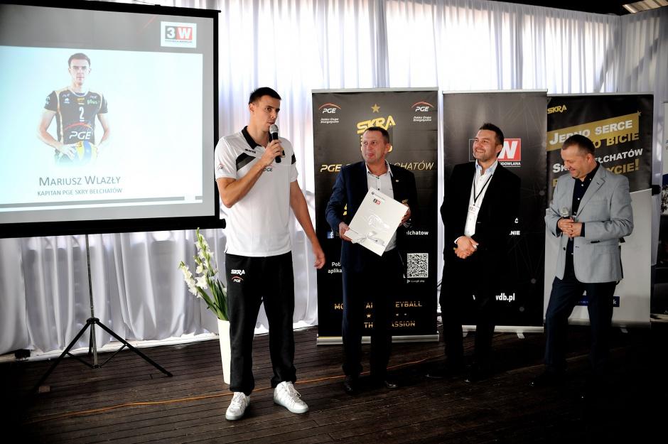 3W Dystrybucja Budowlana sponsorem PGE Skra Bełchatów