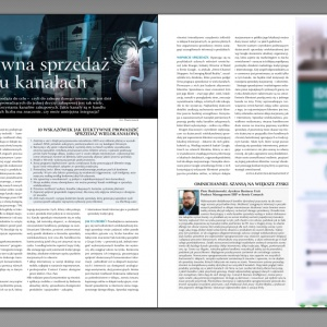 """Numer 4/2015 magazynu """"Łazienka"""" już w sprzedaży!"""