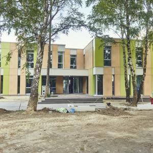 Firmy łazienkowe też wspierają budowę domu R. McDonalda