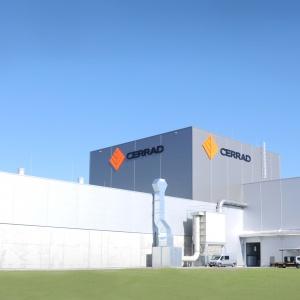 Cerrad otworzył nową fabrykę - wydał na nią 100 mln złotych